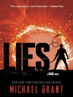 cover image of Lies