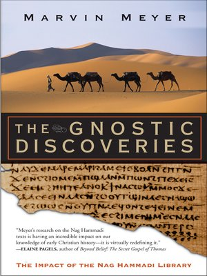 cover image of The Gnostic Discoveries