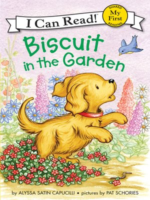 cover image of Biscuit in the Garden