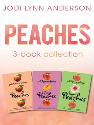 cover image of Peaches Complete Collection