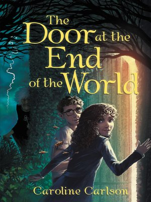 cover image of The Door at the End of the World