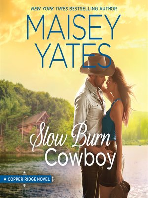 cover image of Slow Burn Cowboy