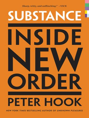 cover image of Substance