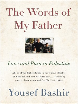 cover image of The Words of My Father