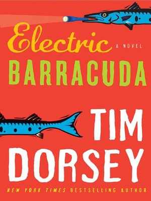 cover image of Electric Barracuda