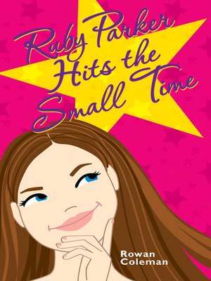 cover image of Ruby Parker Hits the Small Time