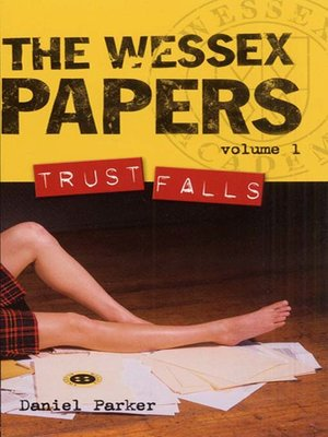 cover image of Trust Falls