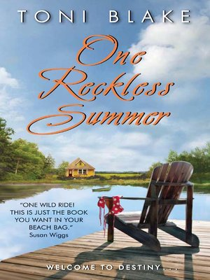 cover image of One Reckless Summer