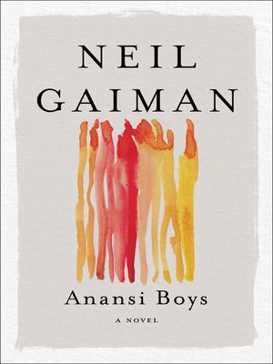 Cover image for Anansi Boys