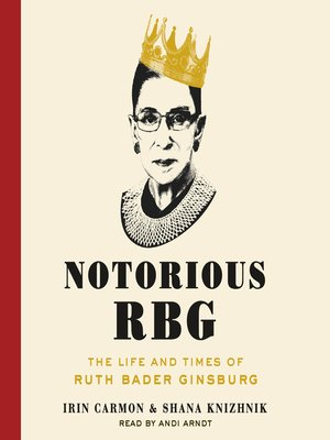 Image result for notorious rbg book