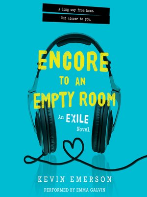 cover image of Encore to an Empty Room
