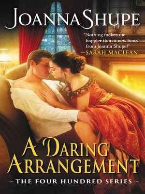 cover image of A Daring Arrangement