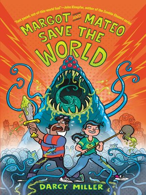 cover image of Margot and Mateo Save the World