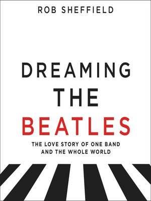 cover image of Dreaming the Beatles