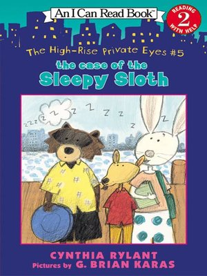 cover image of The Case of the Sleepy Sloth