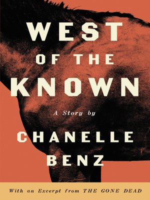 cover image of West of the Known