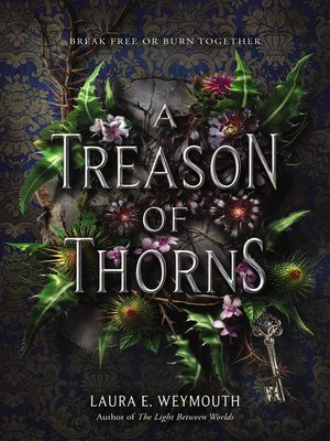 cover image of A Treason of Thorns