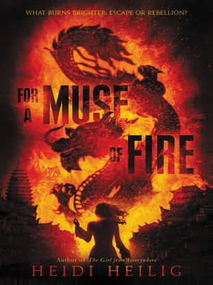 cover image of For a Muse of Fire