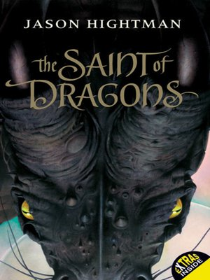 cover image of The Saint of Dragons