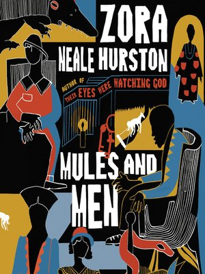 cover image of Mules and Men