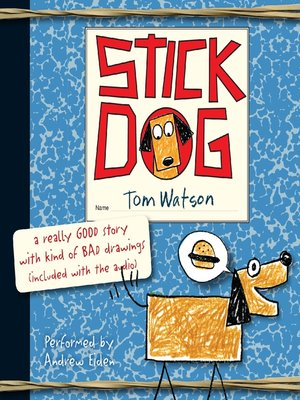 cover image of Stick Dog