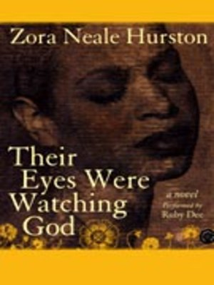 cover image of Their Eyes Were Watching God