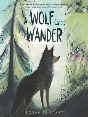 A Wolf Called Wander – Granite Media United States Wolf Potion Map on