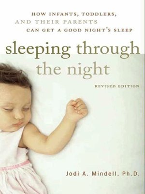 cover image of Sleeping Through the Night