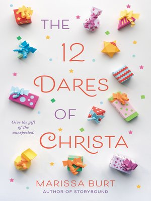cover image of The 12 Dares of Christa