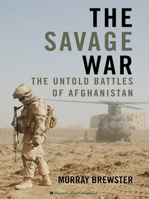 cover image of The Savage War