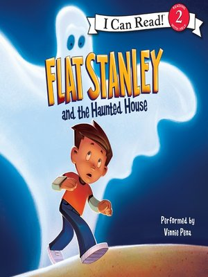 cover image of Flat Stanley and the Haunted House