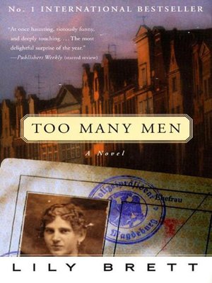 cover image of Too Many Men