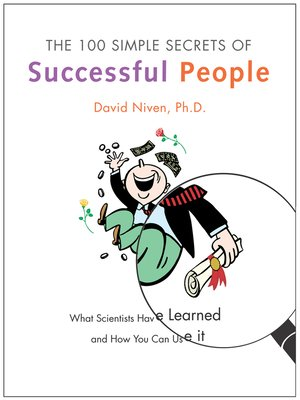 cover image of The 100 Simple Secrets of Successful People