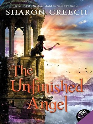 cover image of The Unfinished Angel