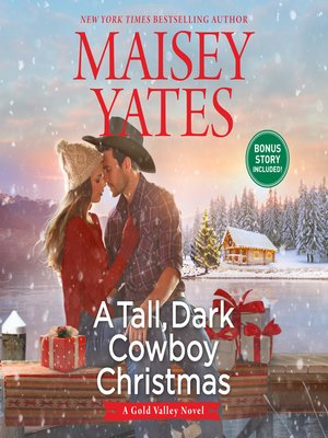 cover image of A Tall, Dark Cowboy Christmas