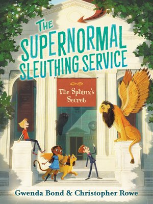 cover image of The Supernormal Sleuthing Service #2