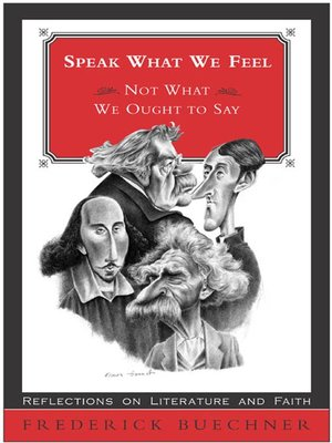 cover image of Speak What We Feel