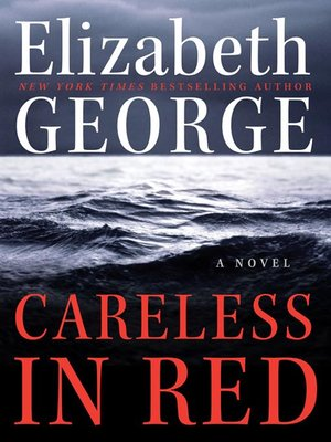 Cover image for Careless in Red
