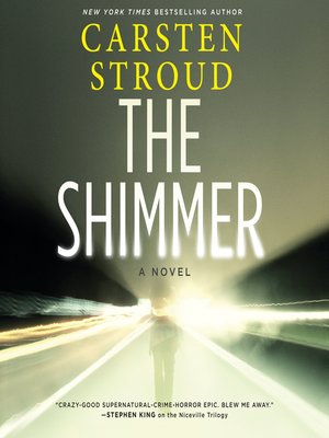 cover image of The Shimmer
