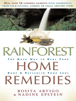 cover image of Rainforest Home Remedies