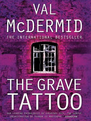 cover image of The Grave Tattoo