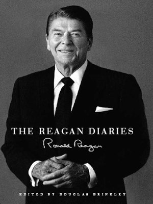 cover image of The Reagan Diaries