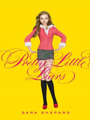 cover image of Pretty Little Liars