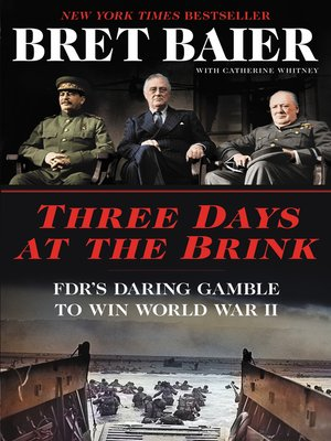 cover image of Three Days at the Brink
