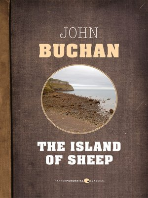 cover image of The Island of Sheep
