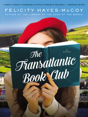 cover image of The Transatlantic Book Club