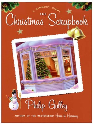cover image of The Christmas Scrapbook
