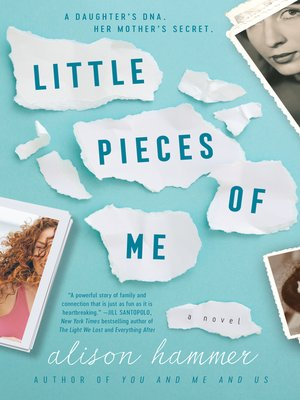cover image of Little Pieces of Me
