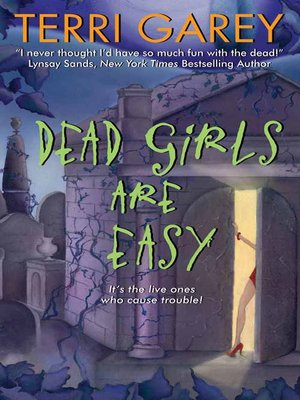 cover image of Dead Girls Are Easy