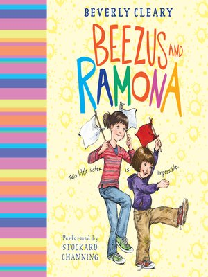 cover image of Beezus and Ramona